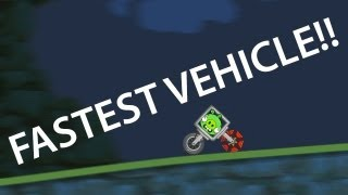 getlinkyoutube.com-Bad Piggies - Fastest Vehicle!!!