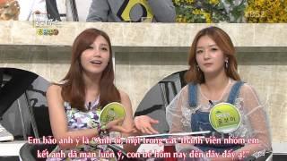 getlinkyoutube.com-[PinkLand][Vietsub][140321] KBS2 Full House E54 - Eunji & Bomi