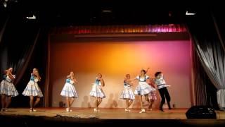 getlinkyoutube.com-Just dance - Русский народный. Арт-студия.