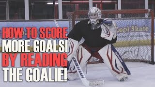 getlinkyoutube.com-How To Score More Goals In Hockey By Reading The Goalie
