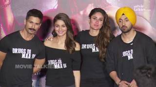 getlinkyoutube.com-Udta Punjab Trailer 2016| Shahid Kapoor, Alia Bhat, Kareena Kapoor, Diljeet | Launch Event