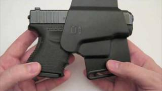 getlinkyoutube.com-Glock 26 carry systems: Glock Sport/Combat Holster Review
