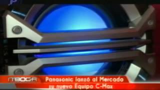 getlinkyoutube.com-Panasonic lanzó al mercado su nuevo equipo C-Max