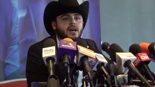 "getlinkyoutube.com-GERARDO ORTIZ-CONFERENCIA DE PRENSA SOBRE VIDEO ""FUISTE MIA"""