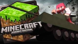 getlinkyoutube.com-사격 준비! 격발! [ '메카닉 모드' 마인크래프트PE ] Minecraft PE 'Mech mod' 찬이