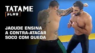 getlinkyoutube.com-TATAME TV: Jaoude ensina a contra-atacar soco com queda