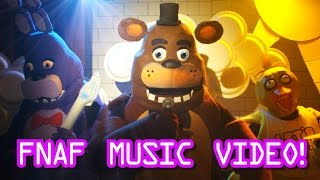 getlinkyoutube.com-Five Nights At Freddys Live Action Music Video  - FNAF Song