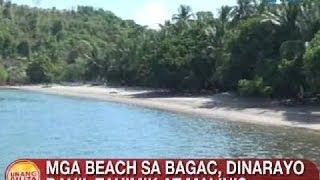 getlinkyoutube.com-UB: Mga beach sa Bagac, Bataan, dinarayo dahil sa tahimik at malinis