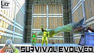 getlinkyoutube.com-ARK: Survival Evolved - TOWER BASE BUILDING! E61 ( Gameplay )