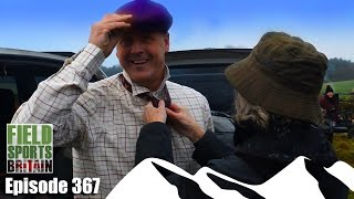 getlinkyoutube.com-Fieldsports Britain - Pheasant shooting: Crow puts on a tie