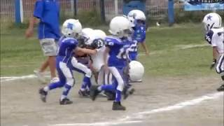 "getlinkyoutube.com-5 year old quarterback ""The Next Mike Vick"" Aguilas 2011"