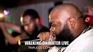 Rick Ross avec Cool & Dre en studio