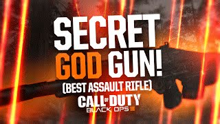 getlinkyoutube.com-Black Ops 3 - THE SECRET GOD GUN! (Best Assault Rifle in Multiplayer)