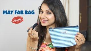 getlinkyoutube.com-May FAB BAG review