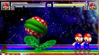 getlinkyoutube.com-Mugen Super Mario 64 Madness