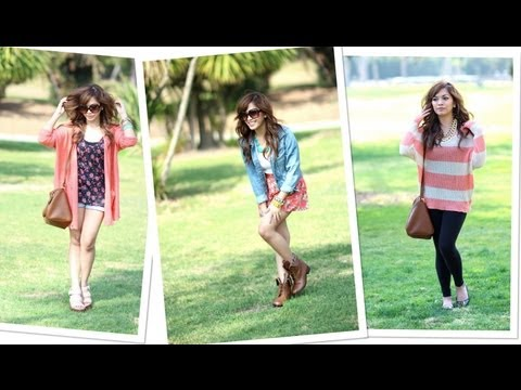 3 Coral Fashion Looks for Spring 2012 (GIVEAWAY CLOSED)