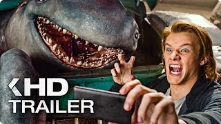 MONSTER TRUCKS Trailer (2017)