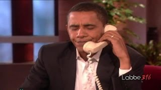 getlinkyoutube.com-Deez Nutz Gotem!!! Obama Pranked Hilarious!!