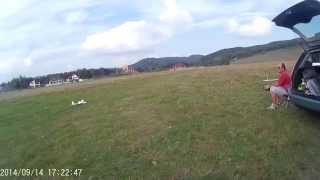 getlinkyoutube.com-Phoenix 1600 2000 glider hobbyking fly rc modell