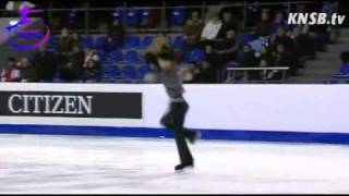 getlinkyoutube.com-Yuzuru Hanyu 2010 World Juniors short program