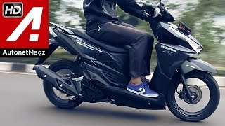 getlinkyoutube.com-Review & test ride Honda Vario 150 Indonesia