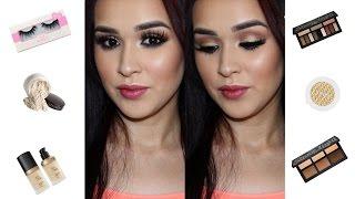 getlinkyoutube.com-Maquillaje De Rostro Completo..Base,Correcto,cejas etc..