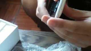 getlinkyoutube.com-Lg g2 Aliexpress unboxing Chile 100% original