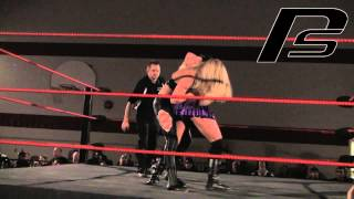 getlinkyoutube.com-Conflict Wrestling: Leah Von Dutch vs. Jewells Malone (March 8, 2014)