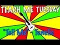 Tell Me by Tenelle TUTORIAL - Teach Me Tuesday