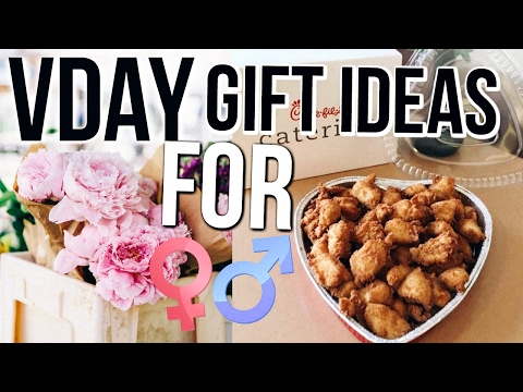 Valentine's Day Gift Ideas | For Him/Her
