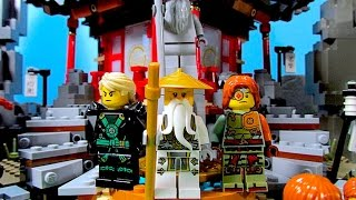 getlinkyoutube.com-LEGO Ninjago Curse of Morro EPISODE 8 - Secrets of the Temple of Airjitzu!