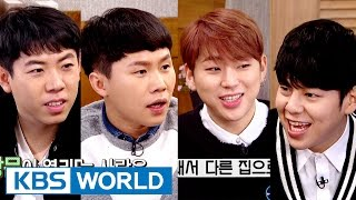 getlinkyoutube.com-Happy Together - Brothers Special [ENG/2017.01.12]