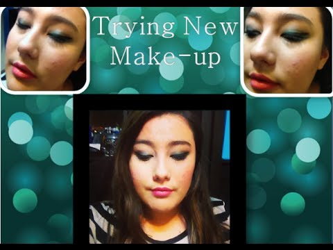 ❤Trying New Products❤Perfect Holiday Look (Full Face of Make-up)