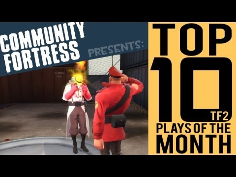 CommFT's Top10 plays of TF2 - April 2012