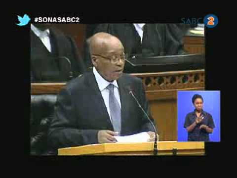 President Jacob Zuma's State of the Nation Address, 14 February 2013 -ilPm_iYUiVI