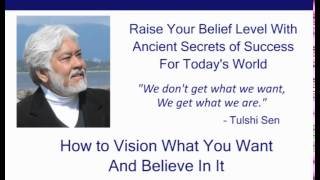 How to Vision What You Want And Believe In It