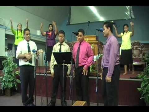 Come back home to God Waipahu Samoa/Tonga