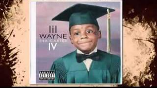 La publicité pour le prochain album de Lil Wayne Tha Carter IV