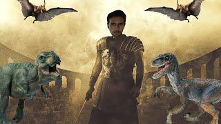 getlinkyoutube.com-La Arena De Los Dinosaurios !! - ARK Survival Evolved