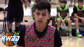 One of America's Most Slept On | 8th Grader Juan Reyna is Nasty!!
