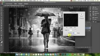 getlinkyoutube.com-Hướng dẫn Blend màu - Cách tạo các hiệu ứng mưa tuyết trong Photoshop