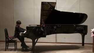getlinkyoutube.com-2014年ピアノ発表会 7歳 「生まれて初めて」