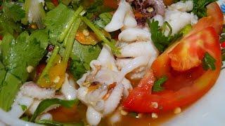 getlinkyoutube.com-เตรียมทำกับข้าวหน้าบ้านเพื่อนนาย ชิมยำหนวดหมึก