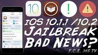 getlinkyoutube.com-iOS 10.1.1 / 10.2 Yalu Jailbreak - Bad News About Luca?