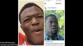 """DCYoungFly """"Bring Dat AAh Here Boy"""" Roast Session (Part 2)"""