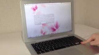 getlinkyoutube.com-MacBook Air Mid (2009)
