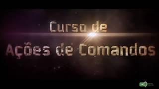 CURSO DE AÇÕES DE COMANDOS