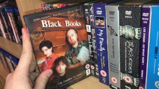 getlinkyoutube.com-My TV Shows on DVD and Blu-ray Collection (Requested)
