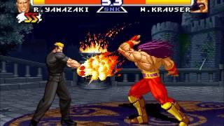 getlinkyoutube.com-[TAS] Real Bout Fatal Fury Special - Ryuji Yamazaki TAS
