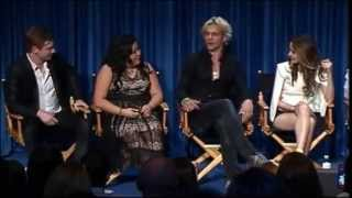 getlinkyoutube.com-The Best Moments from Austin & Ally Panel | Part 2/2